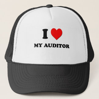 I love My Auditor Cap