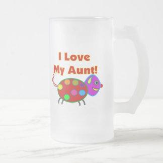I Love My Aunt Coffee Mug