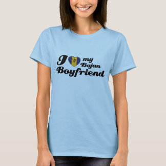 I love my Bajan Boyfriend T-Shirt
