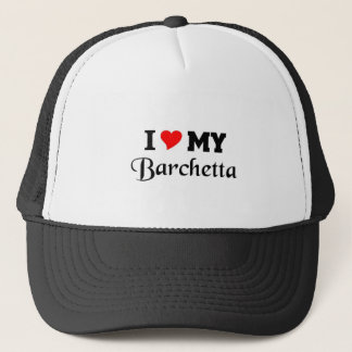 I love my Barchetta Trucker Hat