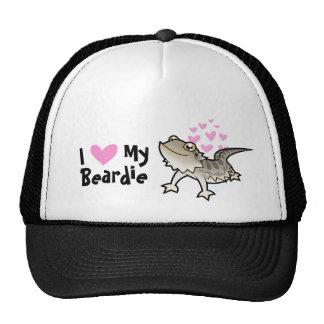 I Love My Bearded Dragon / Rankin Dragon Cap