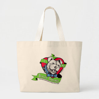 I love my Beastie Darling Large Tote Bag