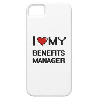 I love my Benefits Manager iPhone 5 Case