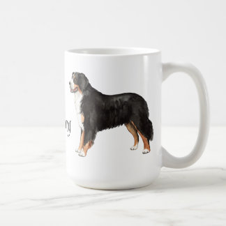 I Love my Bernese Mountain Dog Coffee Mug