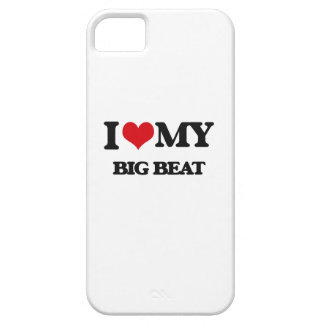 I Love My BIG BEAT iPhone 5/5S Cover