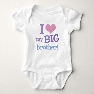 I Love My Big Brother Tshirts