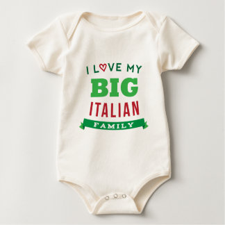 I Love My Big Italian Family Reunion T-Shirt Idea