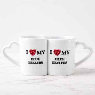 I love my Blue Heelers Coffee Mug Set