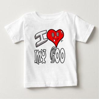 I Love My Boo Baby T-Shirt