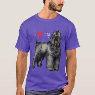 I Love my Bouvier T-Shirt