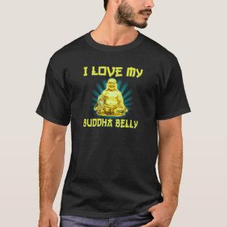I Love My Buddha Belly! T-Shirt