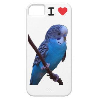 I LOVE MY Budgeriga iPhone 5 Case