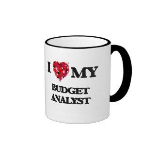 I love my Budget Analyst Ringer Mug