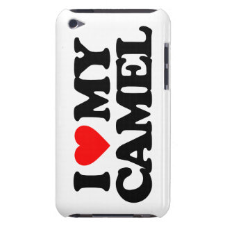 I LOVE MY CAMEL BARELY THERE iPod CASE