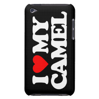 I LOVE MY CAMEL iPod TOUCH Case-Mate CASE