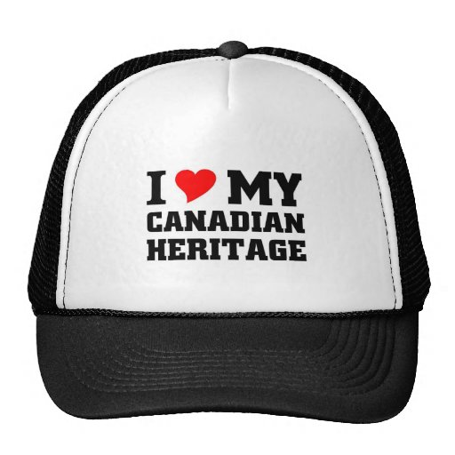I love my Canadian Heritage Hat
