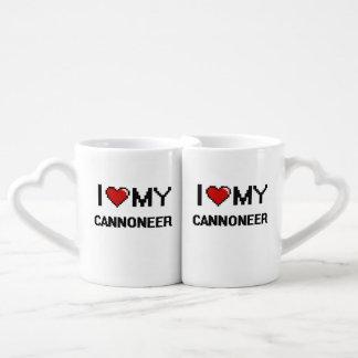 I love my Cannoneer Lovers Mug Sets