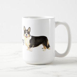 I Love my Cardigan Welsh Corgi Coffee Mug