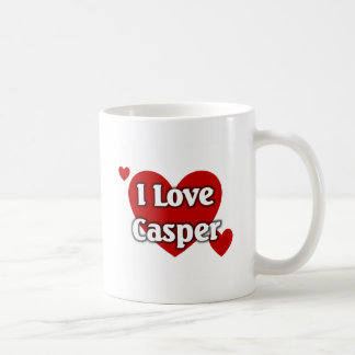 I love my casper coffee mug