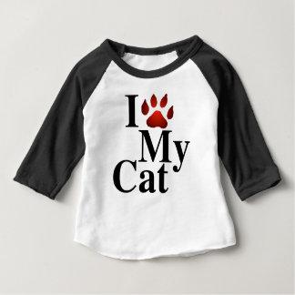 I love my Cat Baby T-Shirt