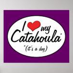 I Love My Catahoula (It's a Dog)