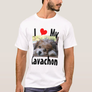 I Love My Cavachon T-Shirt
