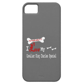 I Love My Cavalier King Charles Spaniel iPhone 5 Cover