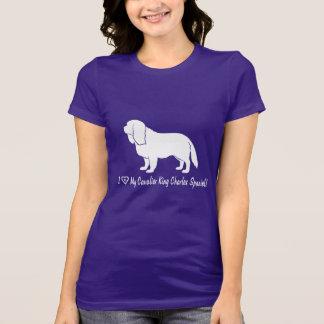 I Love My Cavalier King Charles Spaniel! T-Shirt