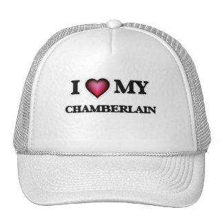 I love my Chamberlain Cap
