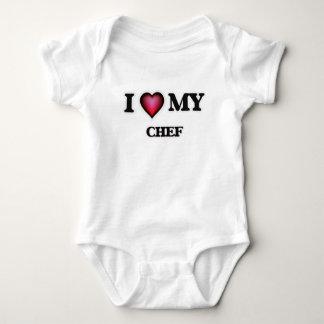 I love my Chef Baby Bodysuit
