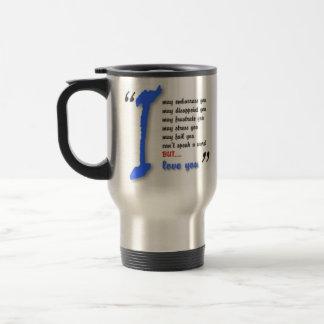 I love my child with autism - design series travel mug