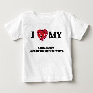 I love my Children's Resort Representative T-shirts