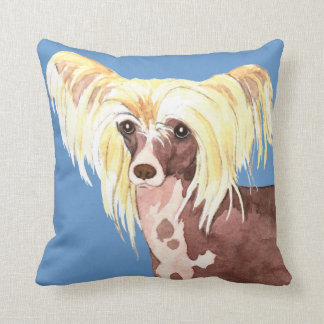 I Love my Chinese Crested Cushion