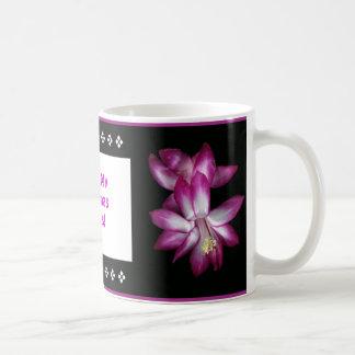 I Love My Christmas Cactus Mug