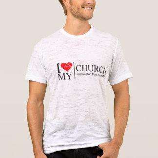 I Love My Church T-Shirt