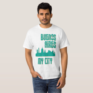 I Love My city - Buenos Aires T-shirt. T-Shirt