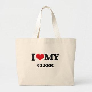 I love my Clerk Bags