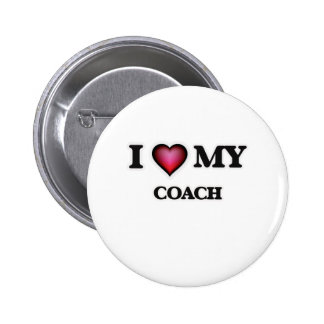 I love my Coach 6 Cm Round Badge