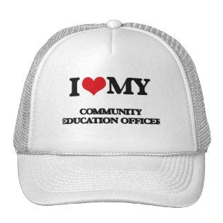 I love my Community Education Officer Trucker Hat