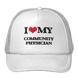 I love my Community Physician Trucker Hat