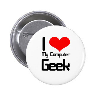 I love my computer geek pin