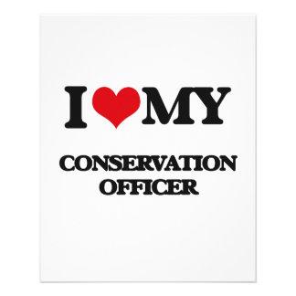 I love my Conservation Officer Custom Flyer