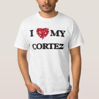 I Love MY Cortez Tshirts