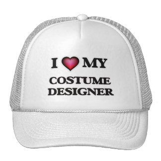 I love my Costume Designer Cap