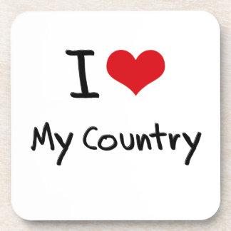 I love My Country Coaster