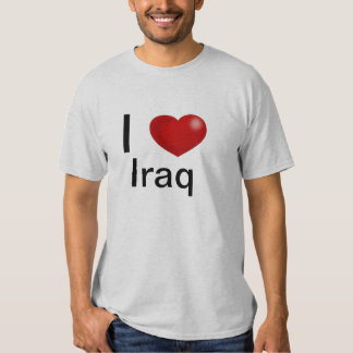 I love my country! Do you? T-shirts
