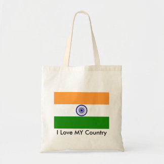 I Love MY Country India Bag