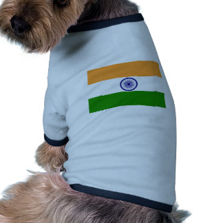 I Love MY Country India Pet Tshirt