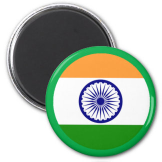 I Love MY Country India Refrigerator Magnets