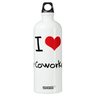 I love My Coworkers SIGG Traveller 1.0L Water Bottle